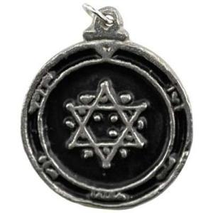 アミュレット セカンド ペンタクル オブ ジュピター Second Pentacle of Jupiter amulet|hoshitonotaiwa