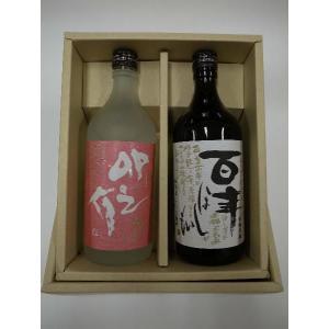 大丸屋オリジナル焼酎 味比べ2種セット hosiimo-daimaruya