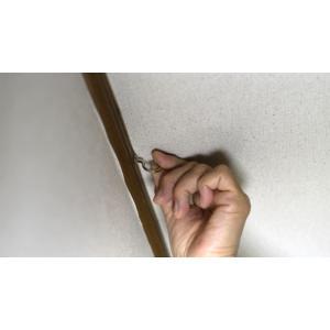 最強の室内物干しキット『スーパーラック』アイボリーホワイト・2個セット(ターンバックル・フック付き)|hosinoya-com|06