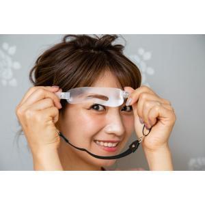 眉毛テンプレートMAYU美 女性用 A-29 今田美桜 さん タイプ (固定具別売り)|hosinoya|08