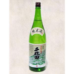 能登誉 純米酒 千枚田 1800ml /箱付き/