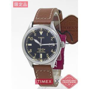 タイメックス TIMEX 腕時計 ウォーターベリー レッドウ...