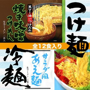 送料無料 つけめん+あえ麺セット 生麺|hot-emu