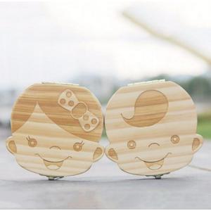 赤ちゃん用 乳歯ボックス 実木材料 乳歯ケース 乳歯入れ|hot-style|03