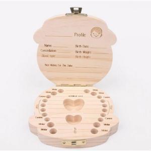 赤ちゃん用 乳歯ボックス 実木材料 乳歯ケース 乳歯入れ|hot-style|04