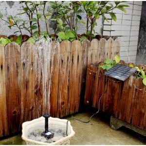 3つの異なる水出口キャップで水を散水することができます。  太陽能を利用しており省エネです。  仕様...