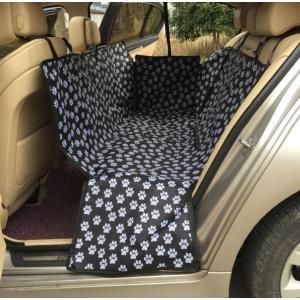 【ペットと共有する】ハンモックフロントジッパーデザイン、ペットと子供が後ろの座席を共有することができ...