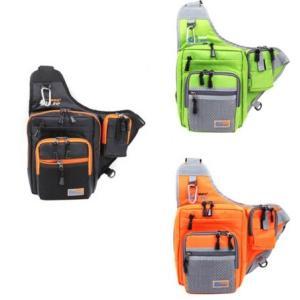大容量 釣りバッグ ショルダーバッグ 斜めかけ タックルバッグ リール ルアーバッグ アウトドア用 多機能 船釣りバッグ 防水|hot-style