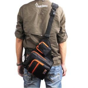 大容量 釣りバッグ ショルダーバッグ 斜めかけ タックルバッグ リール ルアーバッグ アウトドア用 多機能 船釣りバッグ 防水|hot-style|04