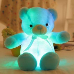 ぴかぴかベアー 光る クマ ぬいぐるみ テディベア マスコット 50センチ ライトアップ LED hot-style 05