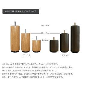 送料無料 ベッド マットレス付き 脚付きマットレスベッド ダブル 硬め 高密度スプリング ソフトレザー仕様「国産 日本製」 マットレスベッド|hotakebed|12