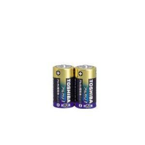 東芝 アルカリ乾電池 単2形 2本入り LR14AG 2KP 【LR14AG2KP】 【50セット(100本)】