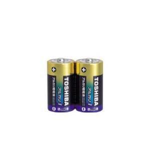 東芝 アルカリ乾電池 単1形 2本入り LR20AG 2KP 【5セット(10本)】 『LR20AG2KP』