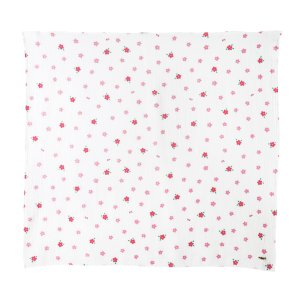 ホットビスケッツ ミキハウス 出産祝い マルチケット ガーゼ 二重織  ピンク ベージュ ブルー マルチカラー --- HOT BISCUITS|hotbiscuits|02