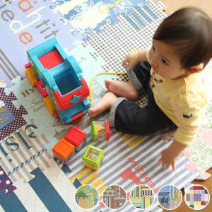 SPICE スパイス JOINTMAT ジョイントマット 9ピース FRKZ20 ジョイント マット フロアマット 子供 子ども ベビー キッズ 赤ちゃん パズルマット クッション プレ