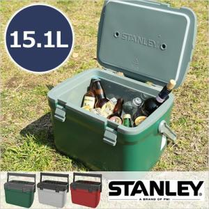 STANLEY スタンレー クーラーボックス 15.1L 大容量 保冷 アウトドア キャンプ