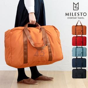 旅先で活躍する、ポケッタブル仕様の大容量バッグ。 ビジネスユースとしての機能に加え、素材とディテール...