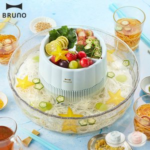 BRUNO 流しそうめん BHK165-IBL ブルーノ そうめん 素麺 自動