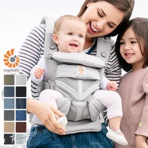 抱っこひも ergobaby エルゴベビー OMNI360 オムニ 360 クールエア エルゴ メッシュ ベビーキャリア 新生児 出産祝い 正規品 送料無料|hotchpotch