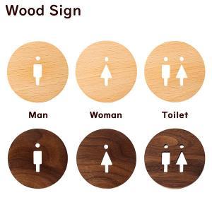 表札 表示 サイン 【 ウッドサイン 】 表札 表示 Sing サイン 木製 トイレ 洗面所 インテリア デザイン おしゃれ|hotcrafts