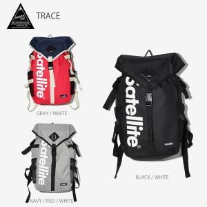 バックパック リュック 【 Satellite TRACE 】 ナップサック 鞄 かばん バッグ ベルウッドメイド サイクリング アウトドア キャンプ メンズ レディース|hotcrafts