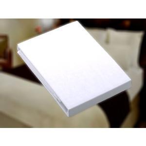 ボックスシーツ Mサイズ(厚いマットレス用)|hotelbed