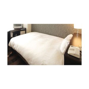 ホテルデュベカバー(羽毛インナー無しタイプ) USシングルサイズ|hotelbed