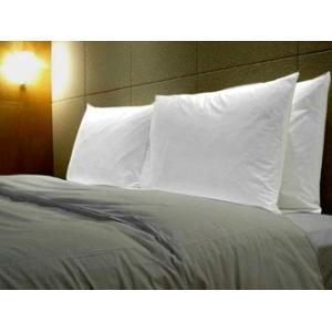 ホテルのピロー(フェザーパイマー枕)有名ホテル高級旅館で採用,羽根とパイプ素材を搭載,二通りで使える仕様,もともと業務用(プロ仕様)の機能的まくら◆日本製|hotelbed|02