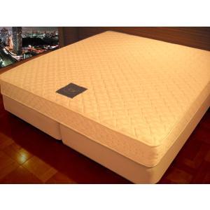 ホテルのベッドをご自宅の寝室に(本物のホテル仕様のベッド) ポケット標準タイプ Q2(クイーン2)サイズ 上下セット|hotelbed