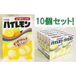 明治ハイレモン 10個セット|hotlovenetshop