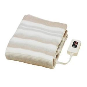 椙山紡織 NA-023S 電気毛布 洗える 電気掛け毛布 電気敷毛布 兼用タイプ ダニ退治 約140×80cm シングル コンパクト サイズ ひざ掛け あったかい 暖かい 防寒 hotmart