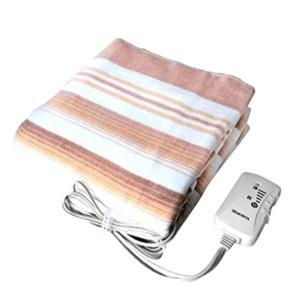 電気毛布 TMB-K19KS ダブル 森田 電気敷毛布 約190×130cm 大きい ゆったり サイズ あったかい 暖かい 防寒|hotmart