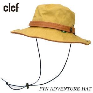 CLEF クレ アドベンチャーハット PTN ADVENTURE HAT YEL RB3320 hotobama