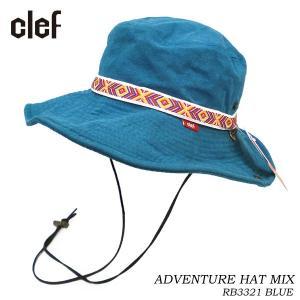 CLEF クレ アドベンチャーハット ADVENTURE HAT MEX BLU RB3321 hotobama