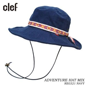 CLEF クレ アドベンチャーハット ADVENTURE HAT MEX NVY RB3321 hotobama