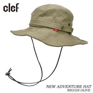 CLEF クレ アドベンチャーハット NEW ADVENTURE HAT OLV RB3328 hotobama