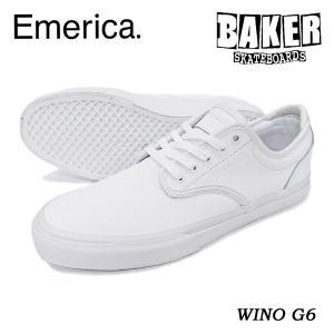 Emerica エメリカ スニーカー WINO G6 SLIP-ON×FUNERAL Black 正規品|hotobama