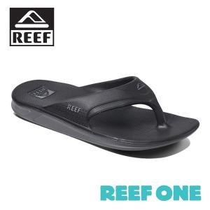 REEF サンダル REEF ONE (BLA) 正規品|hotobama