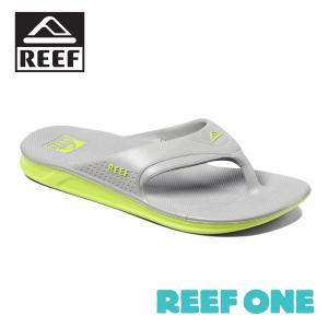 REEF サンダル REEF ONE (GRG) 正規品|hotobama