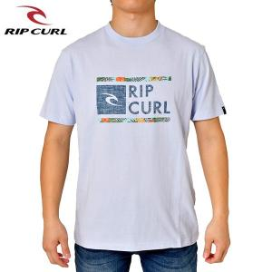 RIP CURL リップカール メンズ 半袖Tシャツ T01-202 LAV 正規品 UNDERDRIVE SS TEE|hotobama