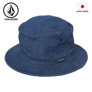 VOLCOM ボルコム バケットハット Cool Bucket Hat BLU D55216JB 日本限定 正規品 hotobama