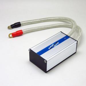 バッテリー劣化防止 サンダーアップ 車 サルフェーション除去 蓄電能力の回復 バッテリー寿命の延長 パルス発生器/ブレイス BX-10|hotroad