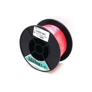 大自工業:自動車用配線コード 赤 30m巻 AV0.75sq|hotroad