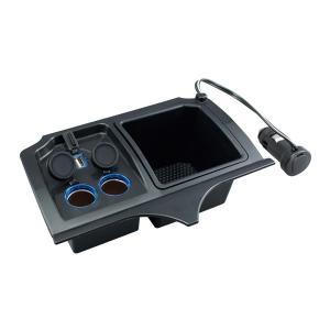 槌屋ヤック/YAC:GP5/6系 GK3/4/5/6系フィット FIT専用設計 フロントコンソール取付増設電源BOX/SY-H9|hotroad
