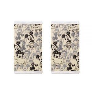 ナポレックス:ミッキーマウス ベビーカーや抱っこひものショルダーベルトに! リバーシブル/BD-127 hotroad