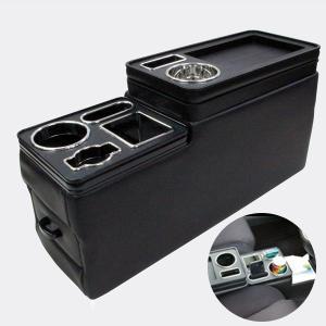 ブレイス ウォークスルーボックス コンソールボックス 収納 ローダウン設計 BT-021|hotroad