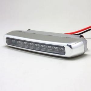 LEDミニデイライト ホワイト LED9連 車検対応 エンジ...