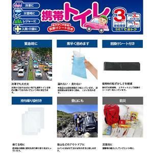 メール便可|セイワ:携帯トイレ 3枚パック 素早く固めてニオイをガード/Z61/|hotroadparts|03