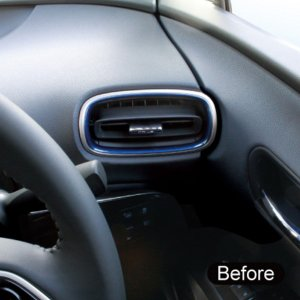 プリウス 50系 ZVW50 PHV対応 エアコン ドリングホルダー 車種専用設計 左右セット Prius ヤック SY-P6|hotroadparts|02