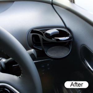 プリウス 50系 ZVW50 PHV対応 エアコン ドリングホルダー 車種専用設計 左右セット Prius ヤック SY-P6|hotroadparts|03